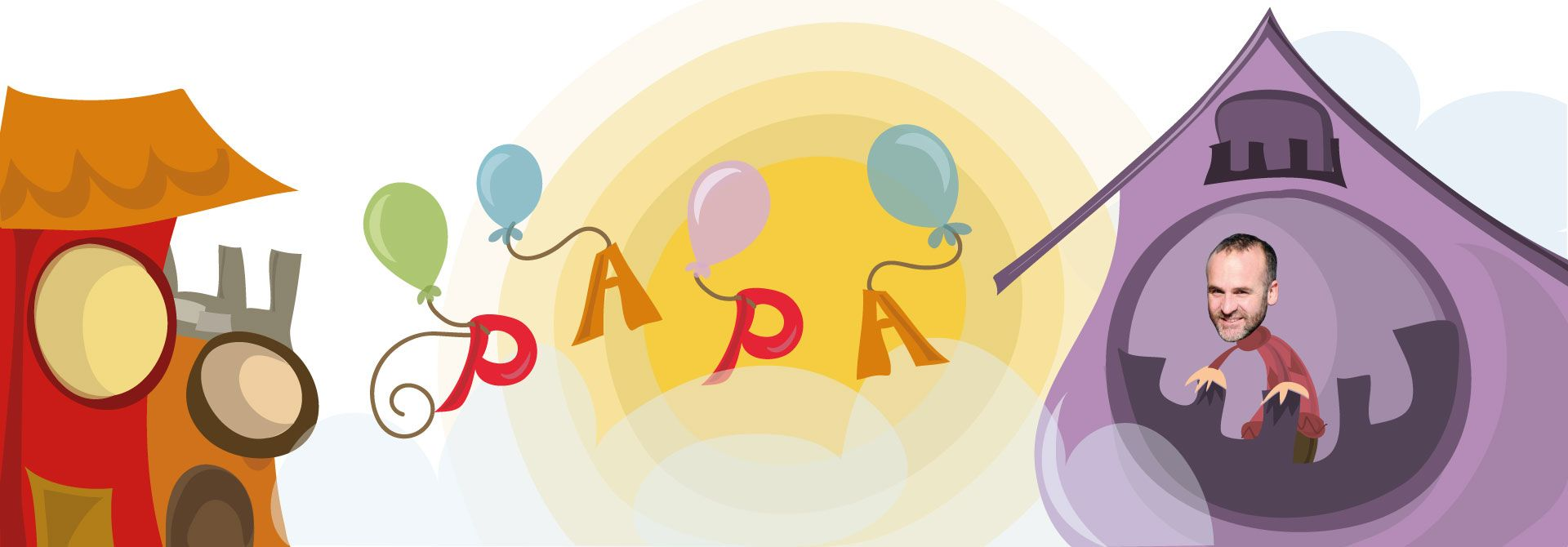 Día del padre - Kategorie - Kopfzeile