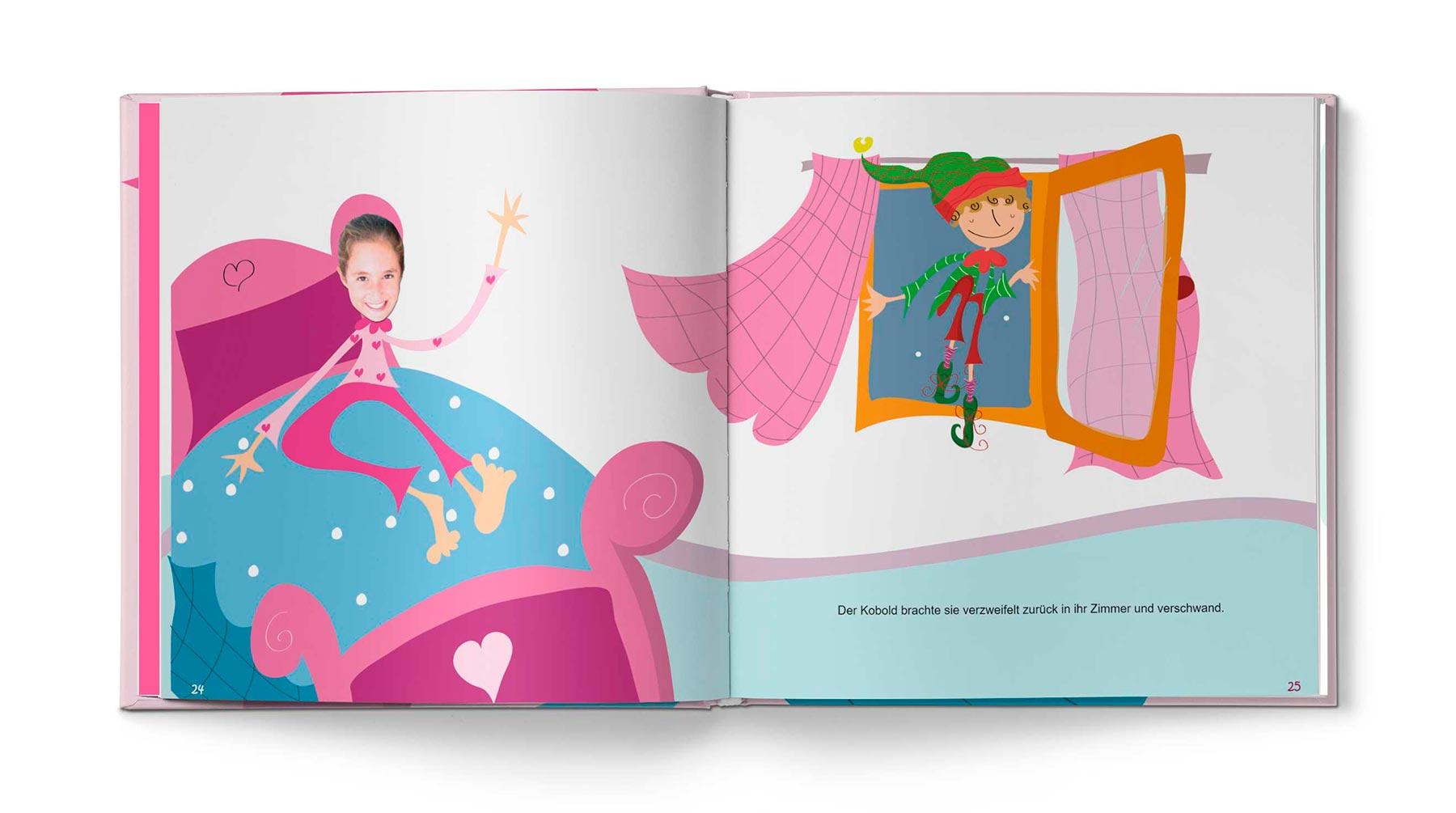 Geschichte Die Prinzessin und das Pflaster - Bild 12