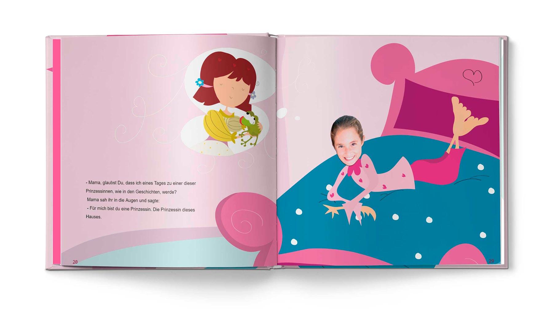Geschichte Die Prinzessin und das Pflaster - Bild 14