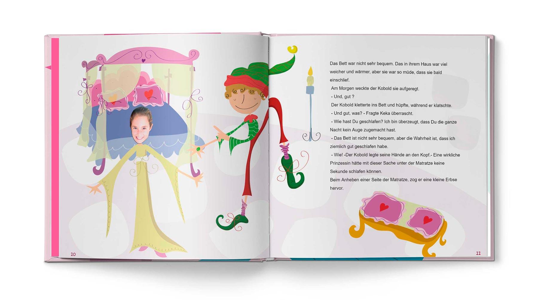 Geschichte Die Prinzessin und das Pflaster - Bild 5