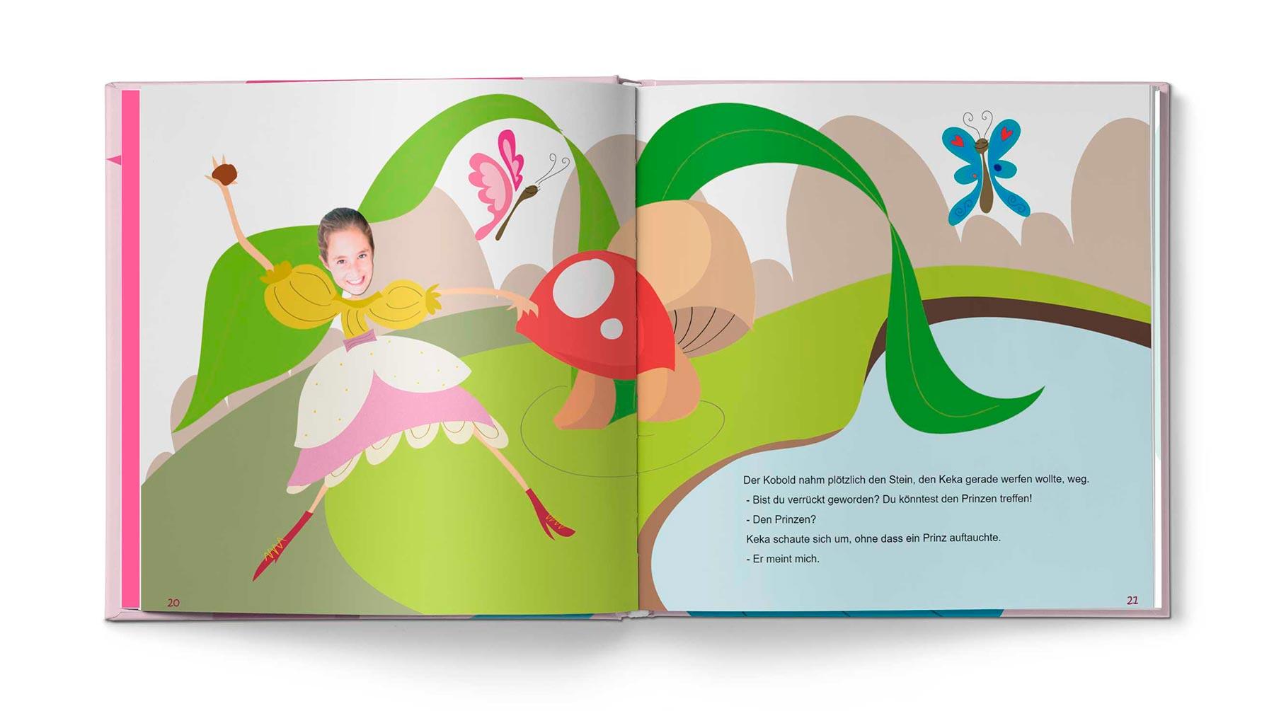 Geschichte Die Prinzessin und das Pflaster - Bild 10